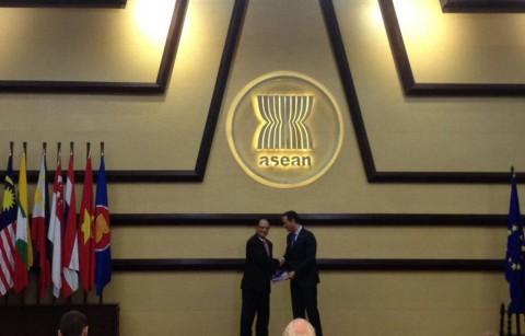 Uni Eropa Berikan Dana Pembangunan untuk ASEAN hingga 2020