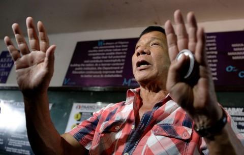 Duterte Dituduh Pernah Perintahkan Pembunuhan Lawan Politik