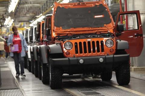 Jeep Wrangler 2018 Adopsi Bahan Aluminium