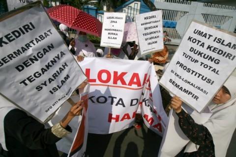 33 Lokalisasi Prostitusi Masih Beroperasi di Indonesia