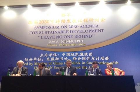 Tiongkok Dianggap Punya Misi Jelas Terkait SDGs