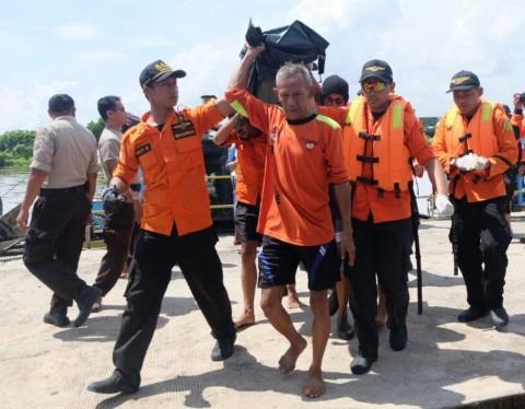 Jasad Bocah Tenggelam di Sungai Loji Ditemukan