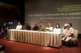 Film Surat dari Praha Wakili Indonesia di Piala Oscar