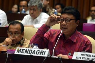 Menteri Tjahjo Ungkap Sumber Utama Korupsi Pemda