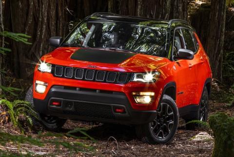 All New Jeep Compass Debut di LA Auto Show