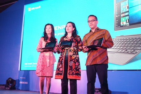 Gandeng Intel, Aries Indo Global Tawarkan Laptop Pelajar Rp3 Juta
