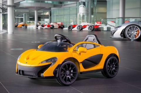 Hypercar McLaren P1 ini, Pakai Fitur Mobil Aslinya