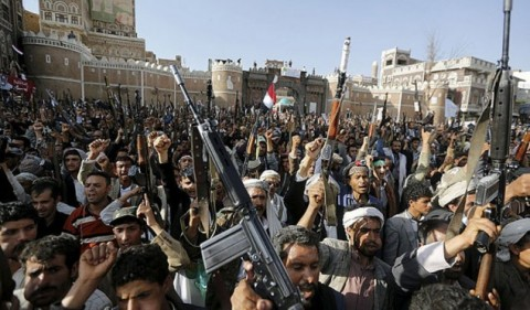Kelompok Pemberontak Houthi Bentuk Pemerintahan Tandingan