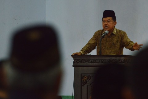 Temui Wapres, Asosiasi Pertelevisian Indonesia Bicarakan Izin Siar