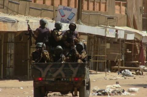 Kamp Pengungsi Diserang, 22 Tentara Nigeria Tewas