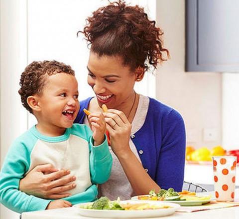 Nutrisi Penting Penunjang Tumbuh Kembang Anak