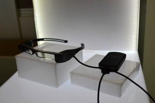 Epson Kenalkan Kacamata AR Moverio BT-300