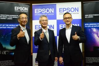 Epson Belum Siap Tanam Resolusi 4K di Proyektor