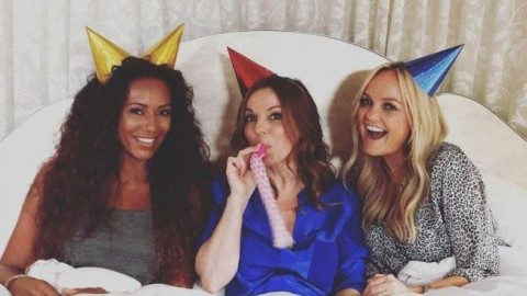 Geri Halliwell Hamil, Bagaimana Nasib Reuni Spice Girls?