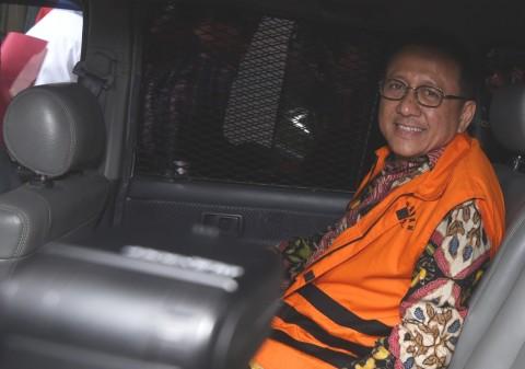 Irman Gusman Perkarakan BK DPD RI