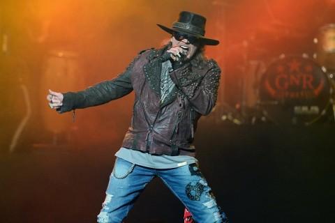 Konser Reuni Guns N' Roses Sambangi Singapura