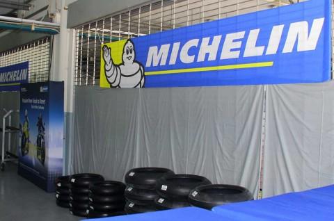 Michelin Siapkan Empat Ribu Ban Buat MotoGP Lintas Pulau