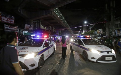 Dugaan Narkoba, Tiga WN Korsel Ditembak Mati di Filipina