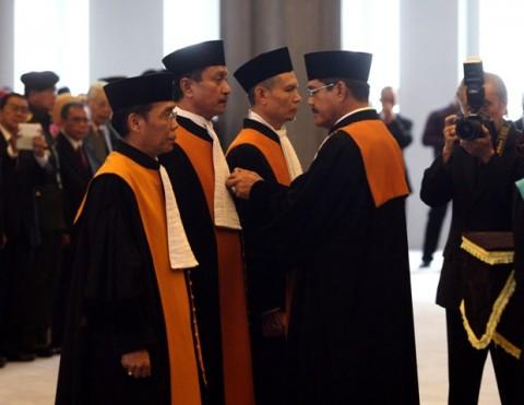 Pengangkatan Hakim Agung Dapat Dibatalkan