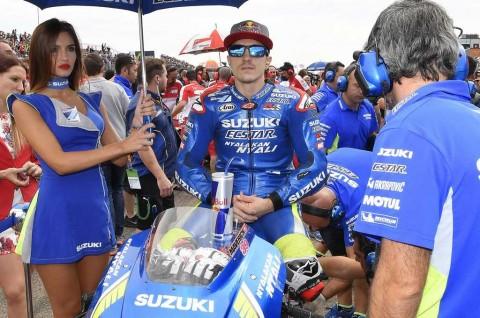 Vinales Anggap Motegi Tak Sesulit Aragon bagi Suzuki