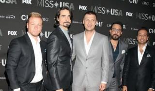 Backstreet Boys Protes Lagunya Diputar di Kampanye Donald Trump