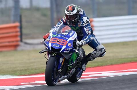 Lorenzo Respon Lap Tercepat di Latihan Bebas Kedua MotoGP Motegi