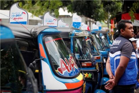 Pemkot Bekasi akan Operasikan Bajaj