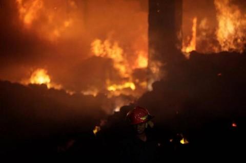 Korban Kebakaran Rumah Sakit India Bertambah, 22 Jiwa Tewas