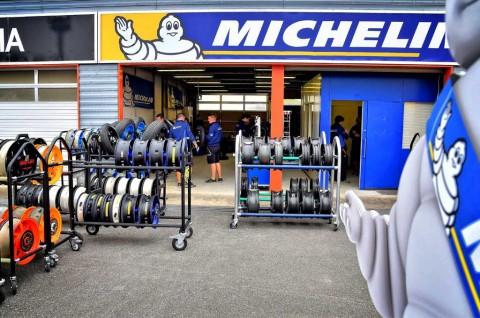 Michelin Bawa Ban Spesial ke MotoGP Australia