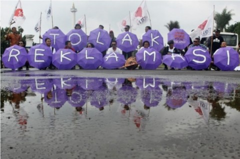 Kasus Reklamasi Teluk Lampung, Wali Kota Bandar Lampung Diperiksa