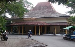 Desain Gedung Wayang Orang Sriwedari Disayembarakan