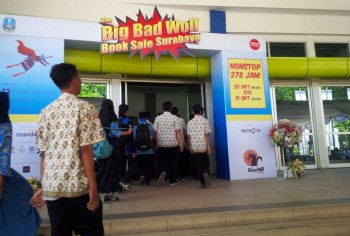 Yuk, Datang ke Pameran Buku Terbesar se-Asia Tenggara