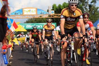 Tour de Bintan Masuk Kalender Balap Sepeda Dunia
