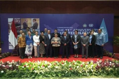 Indonesia Berkomitmen Wujudkan Agenda SDGs 2030
