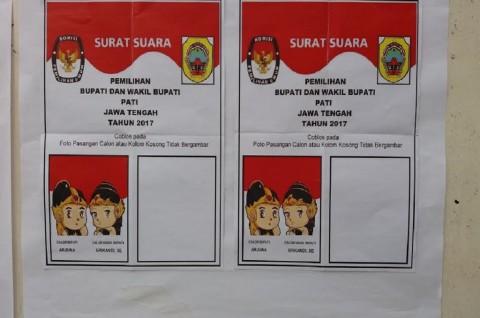 Hadapi Kotak Kosong Haryanto Saiful Yakin Menang