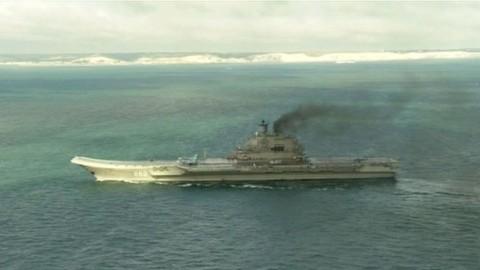 Izinkan Pelabuhan Isi Bahan Bakar Kapal Perang Rusia, Spanyol Dikecam