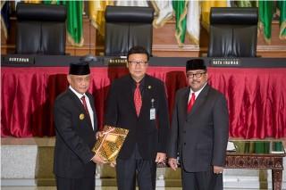 Rano Karno Apresiasi Penunjukan Plt Gubernur Banten