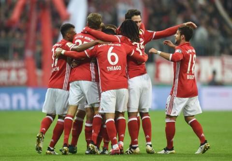 Gebuk Augsburg, Bayern Muenchen Melangkah ke Babak Ketiga DFB Pokal