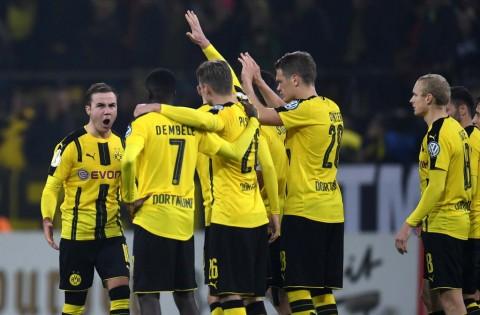 Borussia Dortmund Susah Payah Lolos ke Babak Tiga