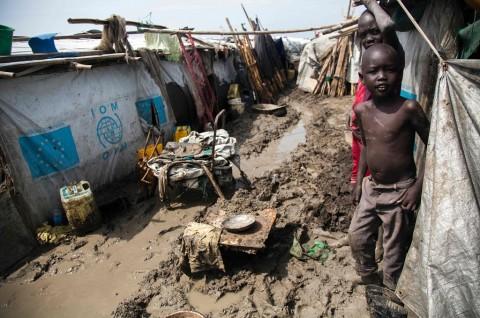 UNICEF: 145 Tentara Anak di Sudan Selatan Dibebaskan