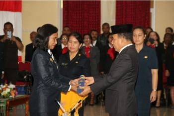 Gubernur NTT Kukuhkan Pelaksana Tugas Wali Kota Kupang