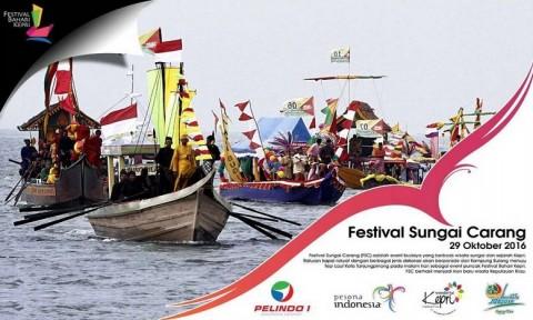 Festival Bahari Kepri 2016 Pecahkan Rekor Yachter Nasional