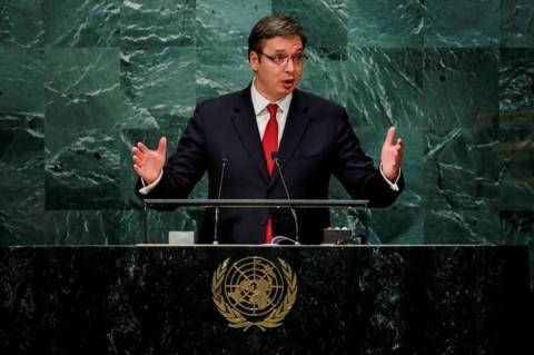 Temuan Senjata dan Granat dekat Rumah, PM Serbia Dievakuasi