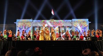 Sumpah Pemuda Dibungkus Nusantara Berdendang di Istana