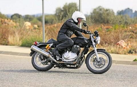 Cafe Racer Baru Royal Enfield Bermesin 750cc