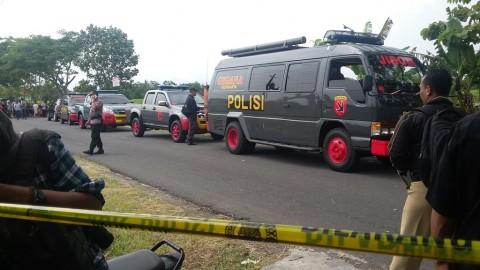 Kronologi Meledaknya Bom Paku di Bantul