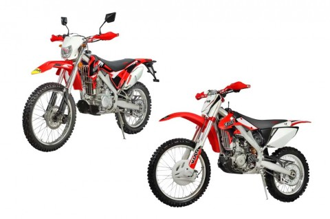 All New Cross X 200ES dan New Cross X 250ES Melengkapi Cross Series Viar