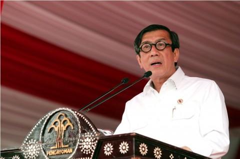 Pemerintah Berkomitmen Tingkatkan Kualitas Legislasi