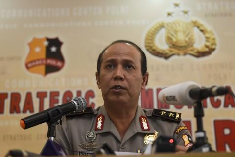 Bom Paku di Bantul Diduga Buatan Jaringan Teroris
