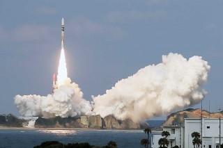 Jepang Luncurkan Satelit Cuaca Baru